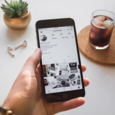 Instagram shopping instellen social media interactie