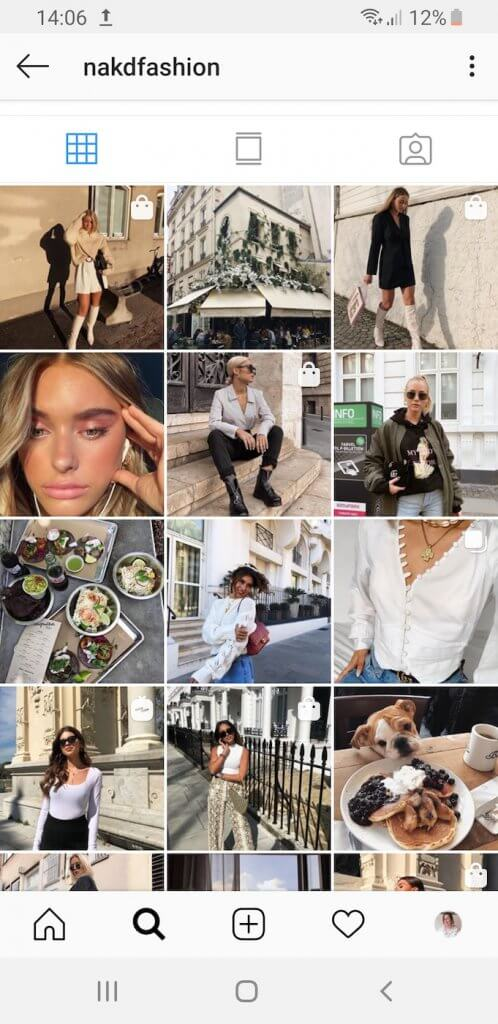 Instagram shopping instellen social media interactie