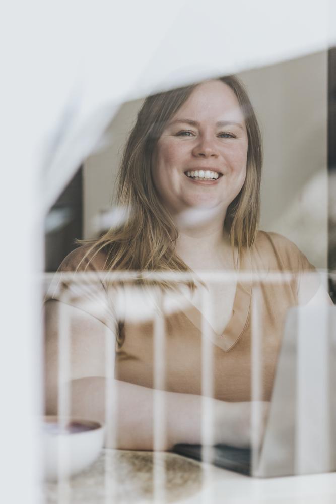 Social media training - Evelyne de Jong