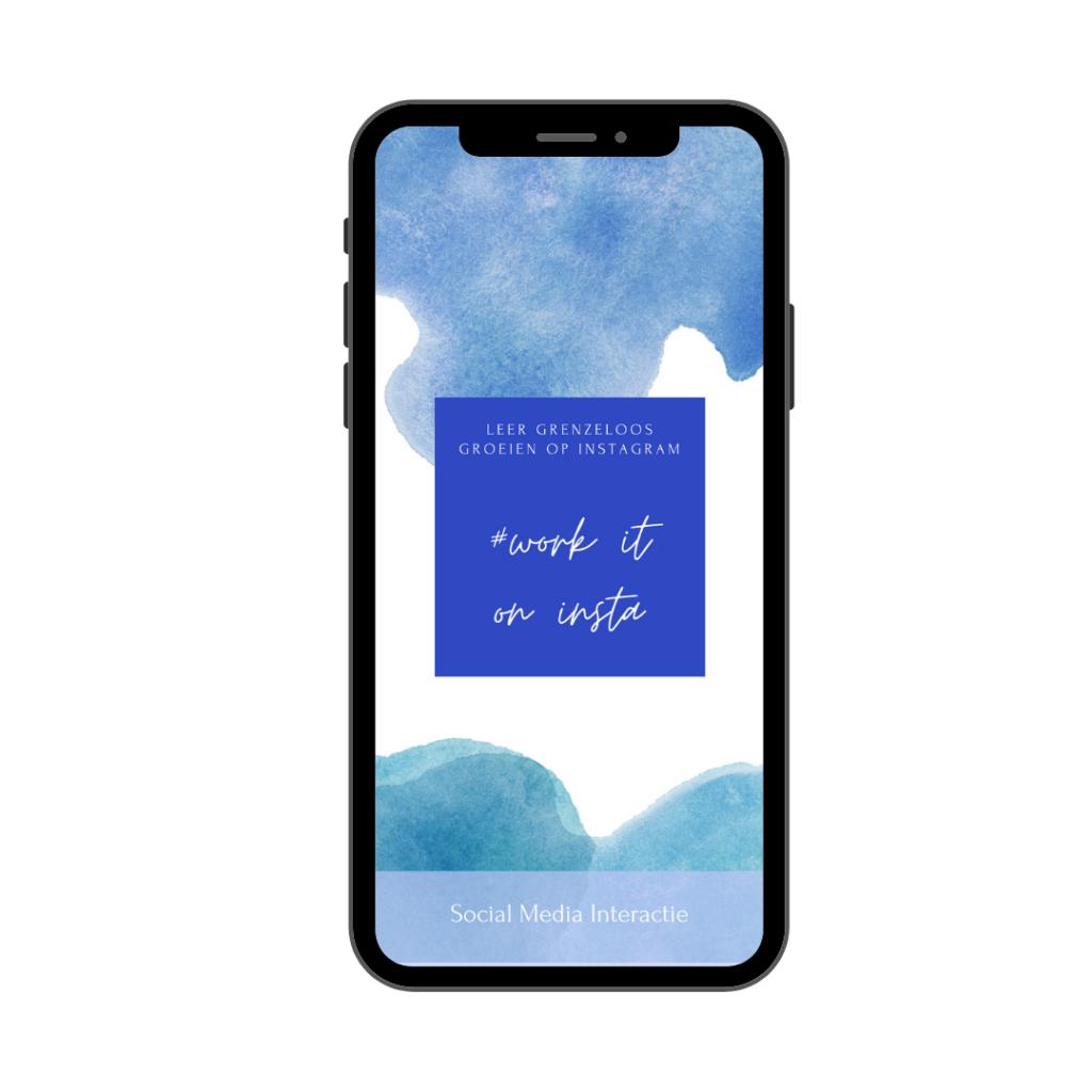 Instagram e-book voor bedrijven